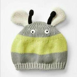 Newborn Preemie Baby Knit Hat BEE Gender Neutral